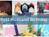 Useful Birthday Gifts for Husband the Best Gifts for Your Husband 39 S Birthday to Show Him