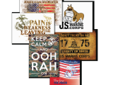Usmc Birthday Cards Greeting Card Marine Corps 6 Designs Pkg Of 6