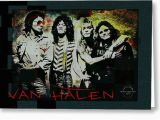 Van Halen Birthday Card Van Halen Ain 39 T Talkin 39 39 Bout Love Digital Art by