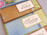 Variety Birthday Cards Variety Pack Greeting Cards Set Of 4 Hand Stamped