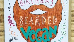 Vegan Birthday Gifts for Him Vegan Gifts for Men Vegan Shaving Vegan Man the Dirty