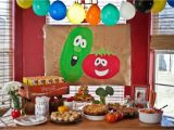 Veggie Tales Birthday Decorations the 25 Best Veggie Tales Party Ideas On Pinterest
