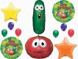 Veggie Tales Birthday Decorations Veggie Tales 12 Pc Birthday Party Balloons Decorations