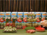 Veggie Tales Birthday Decorations Veggietales Veggie Tales Red Green Birthday Party Ideas
