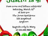 Veggie Tales Birthday Invitations 17 Best Ideas About Veggie Tales Party On Pinterest