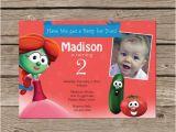 Veggie Tales Birthday Invitations 17 Best Images About Veggie Tales Birthday On Pinterest