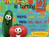 Veggie Tales Birthday Invitations Veggies Tales Birthday Party Invite Https Www Facebook