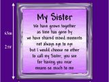 Verses for Birthday Cards for Sister Sister Birthday Quotes Quotesgram
