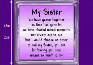 Verses For Birthday Cards Sister Quotes Quotesgram