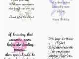 Verses to Write In Birthday Cards 25 Best Thank You Messages and Quotes Images On Pinterest