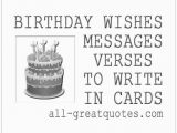 Verses to Write In Birthday Cards Birthday Wishes to Write Messages Verses Quotes for Cards