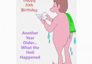 Very Funny Birthday Cards 70th Quotes Quotesgram