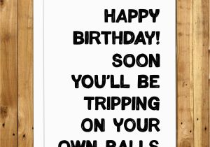 Very Rude Birthday Cards Funny Card For Men Him