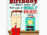 Very Rude Birthday Cards Happy Birthday Greetings Card Funny Humour Cheeky Rude