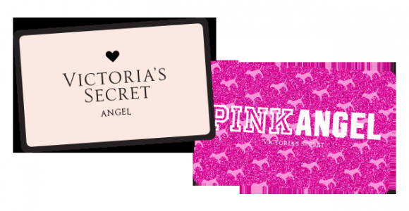 Victoria S Secret Angel Card Birthday Gift Free From