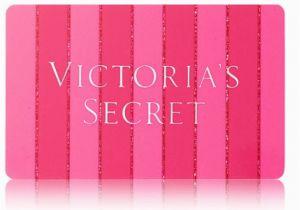 Victoria S Secret Angel Card Birthday Gift Hot Free 10 No