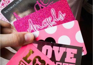 Victoria S Secret Angel Card Birthday Gift Queen Pink Nation Pinterest