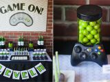 Video Game themed Birthday Party Decorations Game Truck Party Ideas Wedding