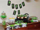 Video Game themed Birthday Party Decorations Kara 39 S Party Ideas Xbox Video Game Boy 12th Birthday Party