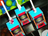 Video Game themed Birthday Party Decorations Video Game Birthday Party Lollipop Boxes Arcade Party Favors