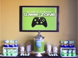 Video Game themed Birthday Party Decorations Video Games Birthday Quot Xbox Video Game themed Party