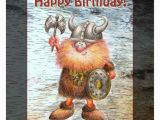 Viking Birthday Card E Sim Linnew10 Fyller Ar Idag