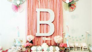 Vintage 1st Birthday Decorations Birthday Party Ideas Blog A Gorgeous Diy Vintage