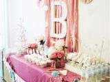 Vintage 1st Birthday Decorations Kara 39 S Party Ideas Vintage Chic 1st Girl Boy Birthday