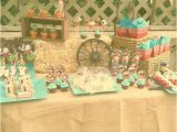 Vintage 1st Birthday Decorations Kara 39 S Party Ideas Vintage Cowboy First Birthday Party
