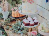 Vintage 1st Birthday Decorations Kara 39 S Party Ideas Whimsical Vintage 1st Birthday Party