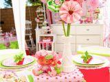 Vintage 1st Birthday Decorations Vintage Strawberry Shortcake 1st Birthday Party Minted
