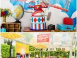 Vintage Airplane Birthday Decorations Vintage Airplane Party Featured Party Amy 39 S Party Ideas
