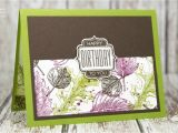 Vintage Birthday Cards for Men Vintage Leaves Birthday Card for Men Ink It Up with