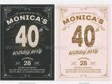 Vintage Style Birthday Invitations 19 Great Birthday Invitation Cards Psds Design Freebies