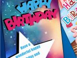 Virtual Birthday Cards iPhone App Shopper Virtual B Day Card Make R Wish Happy