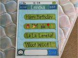 Virtual Birthday Cards iPhone iPhone Birthday Card Birthday Cards Pinterest