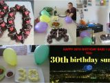 Virtual Birthday Gifts for Him Vlog Husband 30th Birthday Surprise Birthday Surprise