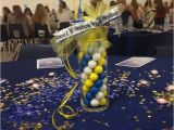 Volleyball Birthday Decorations High School Volleyball Centerpieces Use Six Gumballs as