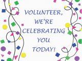 Volunteer Birthday Cards Fun Birthday Cards for Volunteers