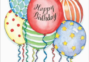 Volunteer Birthday Cards Happy Birthday Volunteer Note Cards Lbl27v