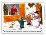 Vulgar Birthday Cards Christmas Card Snowman