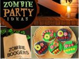 Walking Dead Birthday Decorations 12 Walking Dead Inspired Zombie Party Ideas Spaceships