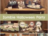 Walking Dead Birthday Decorations 13 Walking Dead and Zombie Birthday Parties Spaceships