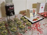 Walking Dead Birthday Decorations the Walking Dead Birthday Party Ideas Photo 4 Of 8