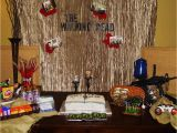 Walking Dead Birthday Party Decorations Amc the Walking Dead Zombie Apocalypse Birthday Quot Ethan