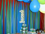 Wall Decorations for Birthday Party Henry S First Trip Around the Sun Birthday Party Find