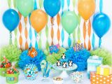 Wall Decorations for Birthday Party Octonauts Party Birthday Express
