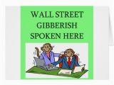 Wall Street Birthday Cards Wall Street Stock Market Investor Greeting Card Zazzle