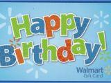 Walmart Birthday Gift Card Best Gift Card Happy Birthday 15 Barnes Noble Gift
