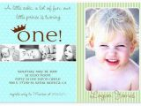 Walmart First Birthday Invitations Boys St Invites Baby Is On
